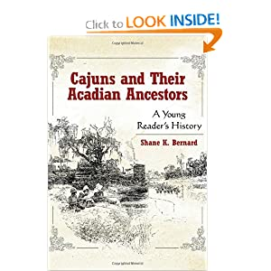 Download Cajuns and Their Acadian Ancestors: A Young Reader's History ebook