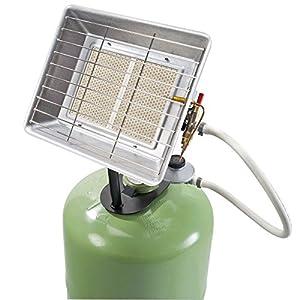 40010 Chauffage radiant sur bouteille de gaz: Bricolage