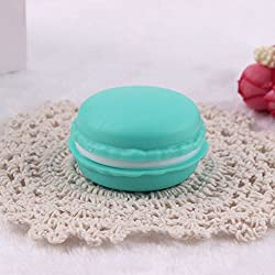 1Pc Plastic Candy Color Storage Boxes Jewelry Earring Ring Medicine Portable Box
