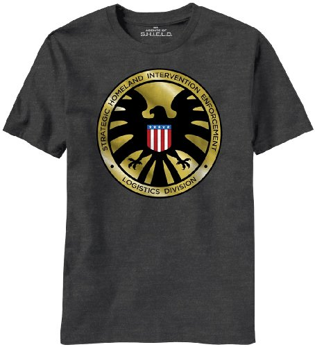 Agents Of S.H.I.E.L.D Shield Madallion T-Shirt