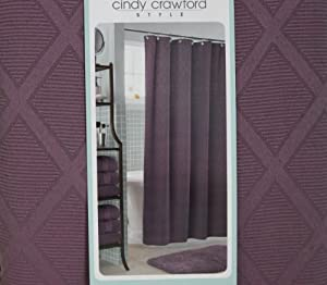 Plum Colored Shower Curtains Buy 84 Inch Shower Curtain From Bed Bath Beyond Plum Color Bands