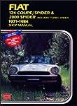Fiat 124 Coupe / Spider & (Workshop M...
