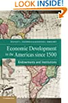 Economic Development in the Americas...