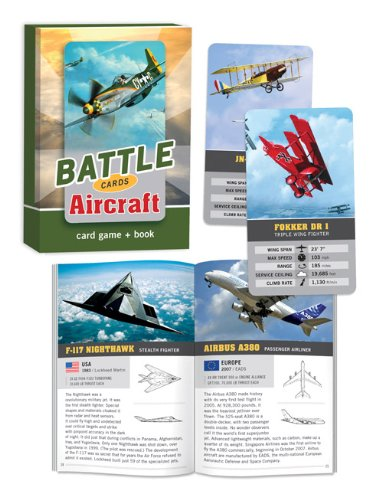 Birdcage Press Battle Cards Aircraft - 1