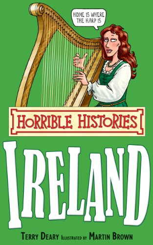 Terry Deary - Ireland