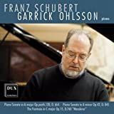 Garrick Ohlsson Plays Franz Schubert