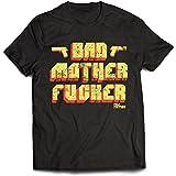 Pulp Fiction - Bad Mother Fucker Homme T-Shirt - Noir