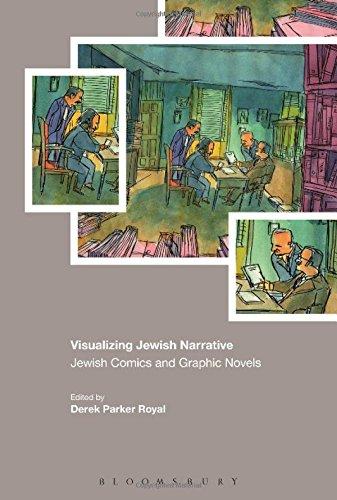 Visualizing Jewish Narrative: Jewish Comics and Graphic Novels