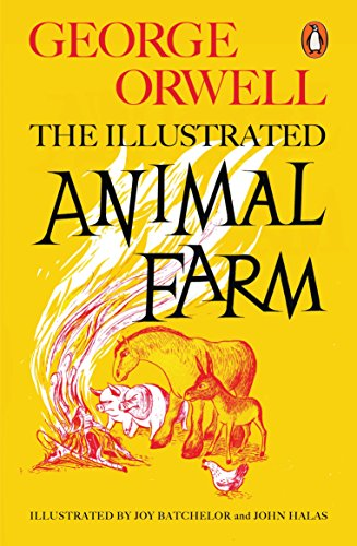 Animal Farm Illustrated - 75th Anniversary Edition (Penguin Modern Classics)