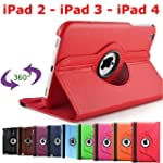 King Cameleon ROUGE pour Apple IPAD 2...