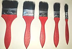 5 pc Brush Set