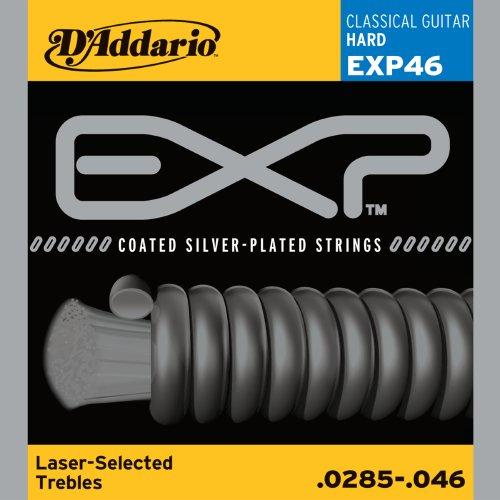 D'Addario EXP46 Coated Classical Guitar Strings,