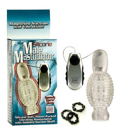 California Exotics / Swedish Erotica Silicone Male Masturbator Adult Sex Toy Kit