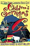 img - for Children's Sermons To Go: 52 Take Home Lessons about God book / textbook / text book