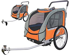 Avenir Sport Dual Trailer with Stroller Attachment