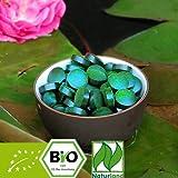 Bio Spirulina Tabletten - Naturland zertifiziert 500g zu je 400 mg