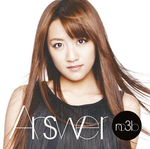 【特典トレーディングカード付き】Answer(初回生産限定盤B)(DVD付)
