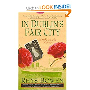 In Dublin's Fair City (Molly Murphy Mysteries) Rhys Bowen