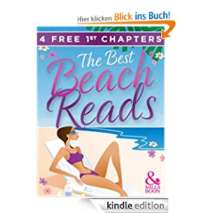 The Best Beach Reads - free preview of 4 sizzling summer romances
