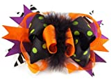 Mud Pie Baby-girls Newborn Halloween Bow