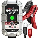 NOCO Genius G750 6V/12V .75A UltraSafe Smart Battery Charger ~ NOCO