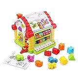 Amazon.co.jpWishtime 思い存分の部屋 子とも おもちゃ よくばり ボックス 幼児 知育ラーニングトイ(誕生祝い、出産祝い、帰省贈り物)