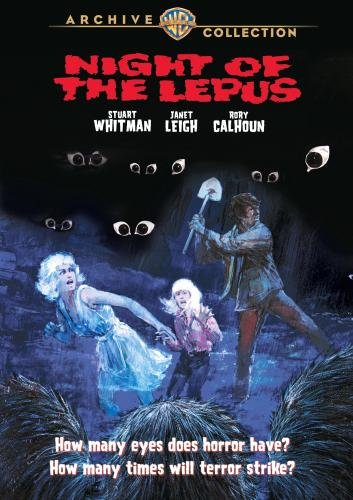 Night Of The Lepus [DVD] [1972] [Region 1] [US Import] [NTSC]