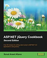 ASP.NET jQuery Cookbook, 2nd Edition Front Cover