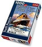Trefl Puzzle Titanic-Retro Poster 1911R (1000 Pieces)