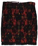 Abbey Dawn Teenage Dream Plaid Skirt Junior