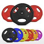 Standard Rubber Disc Weight Plates EZ...