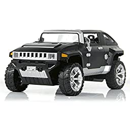 PowerLead Aspy PGT-330C Drive Spy Remote Control Toys Hummer RC Car Android WIFI Control Off-road Spy Vehicle Toys Cameras Spy Video Camera(Black)