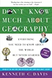 img - for Don't Know Much About Geography: Revised and Updated Edition (Don't Know Much About Series) book / textbook / text book