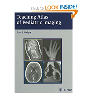 Teaching Atlas of Pediatric Imaging (Teaching Atlas Series)