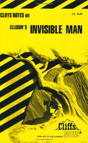 The Invisible Man (Cliffs Notes)