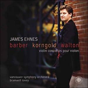 Barber, Korngold, Walton: Violin Concertos pour Violon