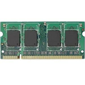 ELECOM メモリモジュール 200pin DDR2-800/PC2-6400 1G ET800-N1G