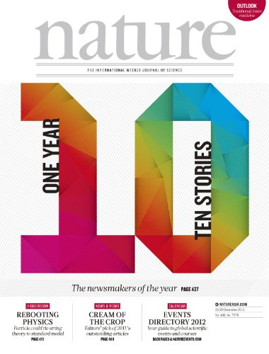 nature [Japan] December 22, 2011 Vol. 480 No. 7378 (単号)