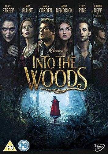 Into The Woods [DVD] [2014] by Meryl Streep