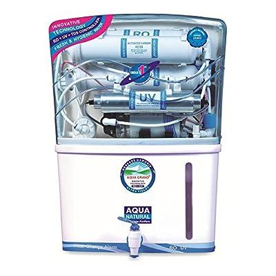 Luzon Dzire WP-13 Aquafresh Aqua Grand+ (10 Stage RO+UF+UV+TDS Water Purifier(White)