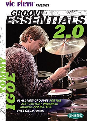 Tommy Igoe - Groove Essentials 2.0 (DVD)