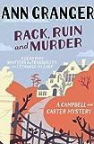 Rack, Ruin and Murder: (Campbell & Carter 2) (Campbell & Carter Mystery 2) GÜNSTIG