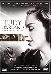 Judy Garland - TV Special - Live at the Palace Theatre - Ford Star Jubilee [DVD]