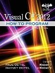 Visual C# 2012 How to Program (5th Ed...