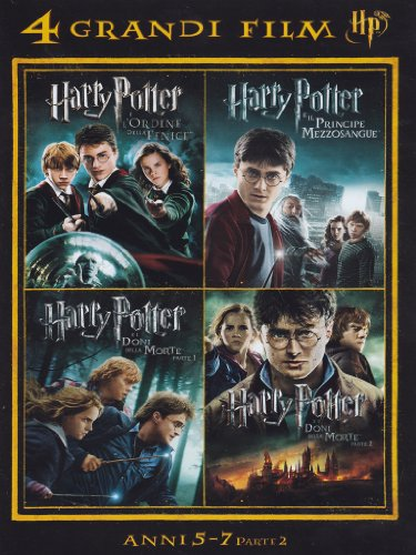 4 grandi film - Harry Potter Volume 02 [4 DVDs] [IT Import]
