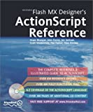 Macromedia Flash MX Designer's ActionScript Reference (1590591658) by Parker, Tim