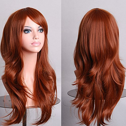 Top 5 best ginger wigs for women for sale in 2016  4e37e914f