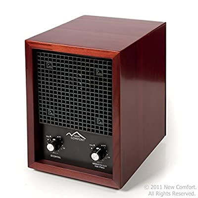 New Comfort Ozone Air Purifier Odor Remover Ozone Generator Ionizer Cleans over 3500 sq ft
