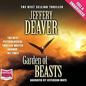 Garden of Beasts Audiobook