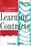 img - for A Complete Guide to Learning Contracts book / textbook / text book